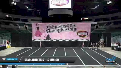 Star Athletics - L2 Junior [2021 Junior White] 2021 ACP Disco Open Championship: Trenton
