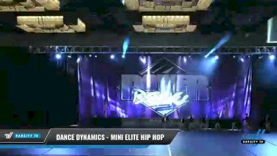 Dance Dynamics - Mini Elite Hip Hop [2021 Mini - Hip Hop Day 2] 2021 ACP Power Dance Nationals & TX State Championship