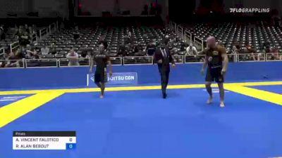 ANTHONY VINCENT FALOTICO vs ROBERT ALAN BEBOUT 2021 World IBJJF Jiu-Jitsu No-Gi Championship