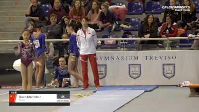 Guan Chenchen - Vault, China - 2019 City of Jesolo Trophy