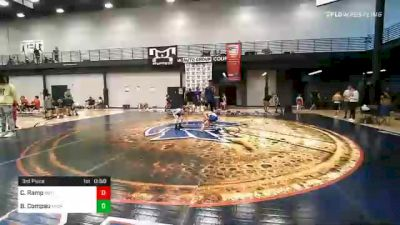 65 lbs 3rd Place - Cameron Ramp, SOT-C vs Brody Compau, Michigan Grappler RTC