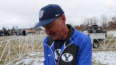 Ed Eyestone Describes Competing Against Dominant NAU Team
