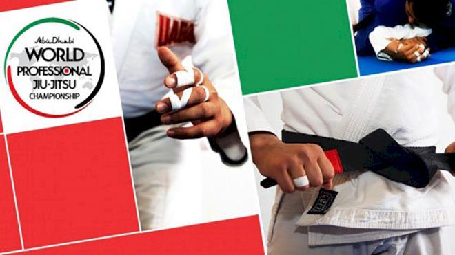 Full Replay: Mat 4 - Abu Dhabi World Professional Jiu-Jitsu - Apr 9