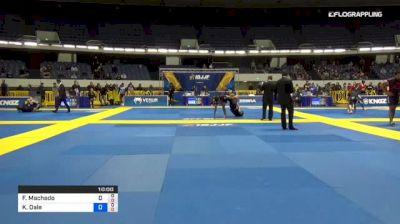 Victor Silverio vs Alvin Robinson 2018 World IBJJF Jiu-Jitsu No-Gi Championship