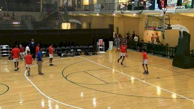 Mac Irvin Fire vs Charlotte Royals- AAU 14 U Boys Championships