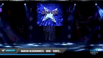 Dancin Bluebonnets - Mini - Contemporary/Lyrical [2021 Mini - Contemporary/Lyrical - Small Day 2] 2021 JAMfest: Dance Super Nationals