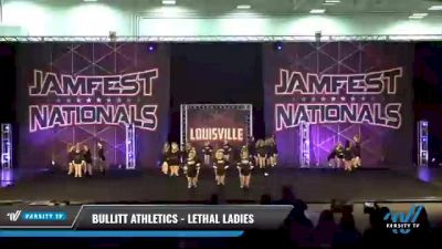 Bullitt Athletics - Lethal Ladies [2021 L2 Junior - Medium Day 1] 2021 JAMfest: Louisville Championship