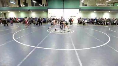 132 lbs Round Of 256 - Edmund Enright, IL vs Cameron Catrabone, NY