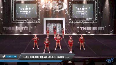San Diego Heat All Stars - Trouble Makers [2019 - Mini PREP 1.1 Day 1] 2019 US Finals Las Vegas