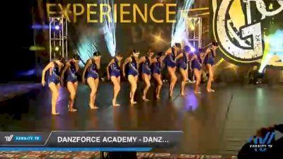 DanzForce Academy - Danzforce Sr Elite [2020 Senior - Contemporary/Lyrical - Small Day 2] 2020 Encore Championships: Houston DI & DII