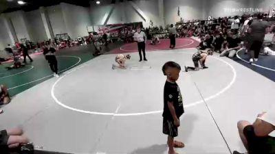 82 lbs Rr Rnd 3 - Brenden Holstad, Bracket Bullies vs Zaiden Yake, Pride Wrestling
