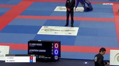 Jamie Hughes vs Matthew Leighton 2018 Abu Dhabi Grand Slam London