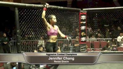 Jennifer Chang vs. Anastasia Bruce ACC 17 Replay