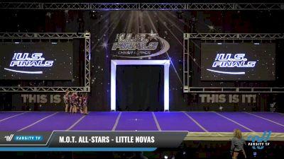M.O.T. All-Stars - Little Novas [2021 L1 Tiny - D2 Day 1] 2021 The U.S. Finals: Ocean City