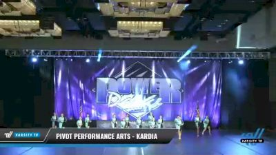 Pivot Performance Arts - Kardia [2021 Junior - Pom Day 2] 2021 ACP Power Dance Nationals & TX State Championship