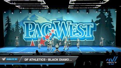 DF Athletics - Black Diamonds [2020 L2 Junior - Small Day 1] 2020 PacWest