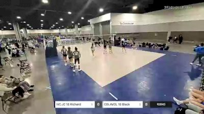 IVC JC 16 Richard vs COLAVOL 16 Black - 2021 Lil Big South