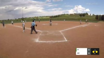 Mustangs Rene vs. Prolific Fastpitch - 2021 Colorado 4th of July