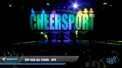 Top Gun All Stars - UF0 [2021 L6 International Open Coed - NT Day 1] 2021 CHEERSPORT National Cheerleading Championship