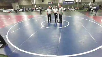 116 lbs 5th Place - Jon Yapoujian, Phil Nowak vs Kaden Ontiveros, Black Fox Wrestling