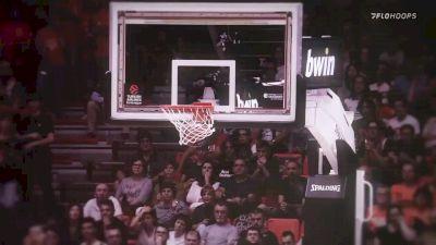 REPLAY: Panathinaikos BC vs Valencia Basket