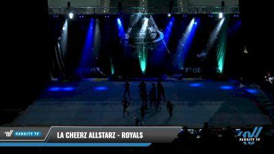 LA Cheerz Allstarz - Royals [2021 L2 Youth - D2 - Small Day 1] 2021 The U.S. Finals: Pensacola