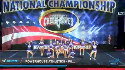 PowerHouse Athletics - Purple Reign [2021 L4 Junior - D2 Day 2] 2021 ACP Southern National Championship