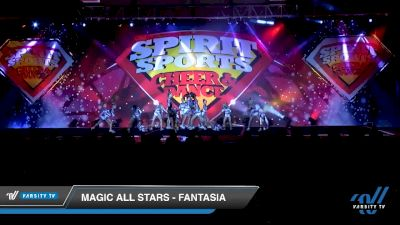 Magic All Stars - Fantasia [2020 L2 Youth - Small Day 1] 2020 Spirit Sports: Duel In The Desert