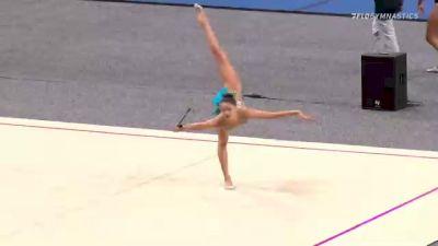 Stella-Luciana Ceo - Clubs, Silver Stars - 2021 USA Gymnastics Championships