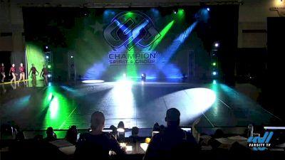 Champion Legacy - Senior All- Star Lyrical [2021 Senior - Contemporary/Lyrical - Small Day 3] 2021 CSG Dance Nationals