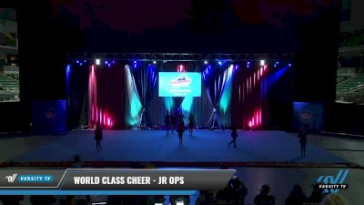 World Class Cheer - Jr Ops [2021 L5 Junior - D2 Day 2] 2021 The American Gateway DI & DII