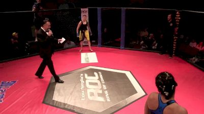 Gabriella Gulfin vs. Brittany Gianino - Ring of Combat 65 Replay