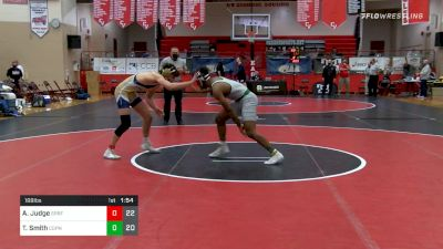 189 lbs Semifinal - Aaron Judge, Spring-Ford vs Timmy Smith, Central Dauphin