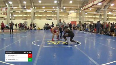 Prelims - Daniel Bullard, NC State vs Jovaun Johnson, UNC Pembroke