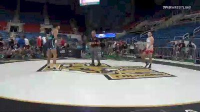 170 lbs Round Of 32 - David Varner, North Carolina vs Darwin Hull, Texas