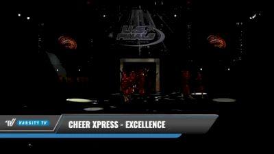 Cheer Xpress - EXCELLENCE [2021 L3 Junior Day 1] 2021 The U.S. Finals: Kansas City