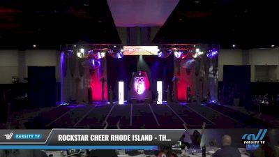 Rockstar Cheer - Rhode Island - The Temptations [2021 L4.2 Senior Day 2] 2021 Queen of the Nile: Richmond