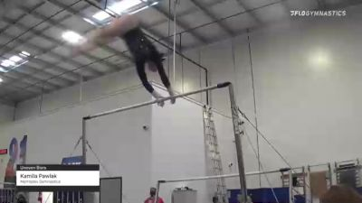 Kamila Pawlak - Bars, Metroplex Gymnastics - 2021 Region 3 Women's Championships