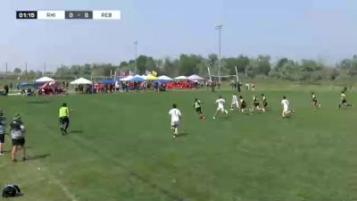 Rhinos Academy vs. Rebel Rugby Academy - 2021 NAI 7s - Finals