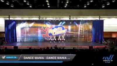 Dance Mania - Dance Mania Senior Pom Small [2020 Senior - Pom - Small Day 2] 2020 All American DI & DII Nationals