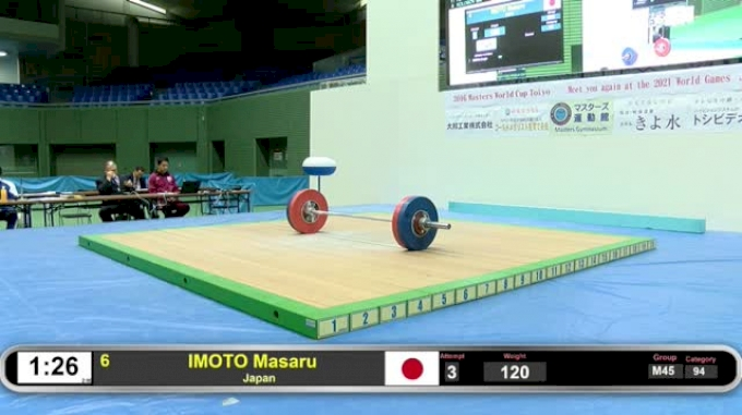 2016 Masters World Cup - Day 4 Pt.2