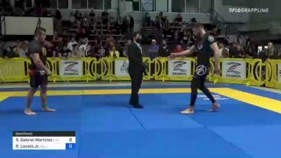 Stephen Gabriel Martinez vs Rafael Lovato Jr. 2021 Pan IBJJF Jiu-Jitsu No-Gi Championship