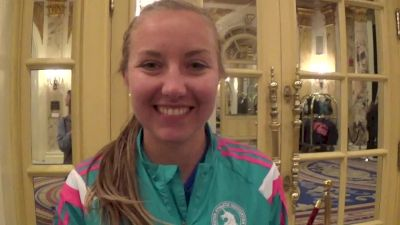 Neely Spence Gracey finishes 9th overall, top American in marathon debut