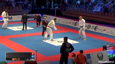 Andre Campos vs Lucio Rodrigues Black Belt Absolute 2016 World Pro
