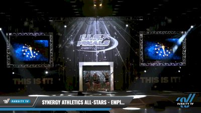 Synergy Athletics All-Stars - Empire [2021 L2.1 Youth - PREP Day 1] 2021 The U.S. Finals: Louisville