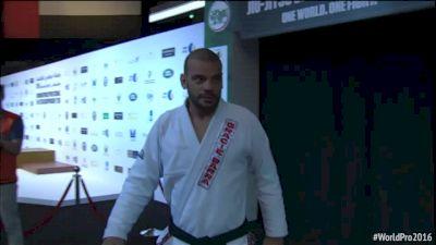 Pablo Aragao vs Lucio Rodrigues 2016 World Pro