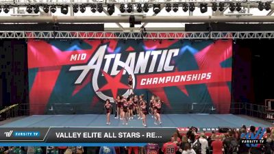 Valley Elite All Stars - Red Hots [2020 L4 Senior Coed - Small Day 2] 2020 Mid-Atlantic Championships