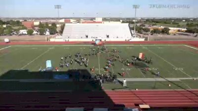 "Grandview High School ""Grandview TX"" at 2021 USBands Saginaw Regional"