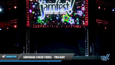 Louisiana Cheer Force - Twilight [2018 International Senior (Provisional) 4 Day 2] JAMfest Cheer Super Nationals