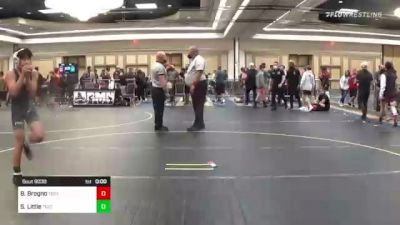 156 lbs Consi Of 8 #2 - Woodrow Shirley, Team Montana vs Lucas Pannell, Bay Area Dragons